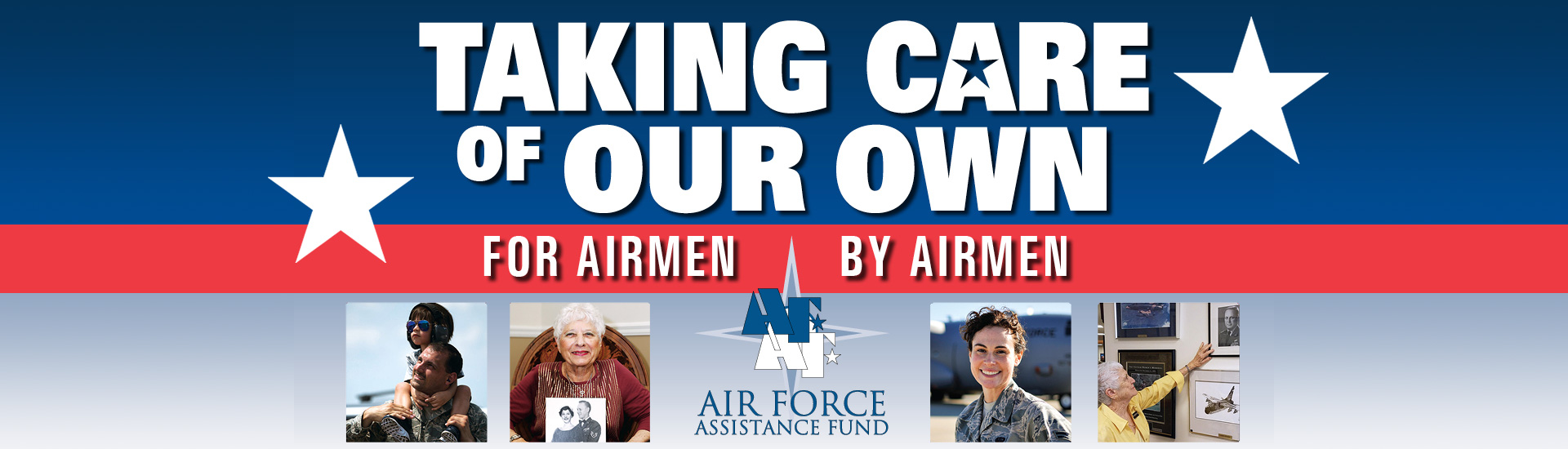 Taking Care of Our Own - For Airmen. By Airmen.